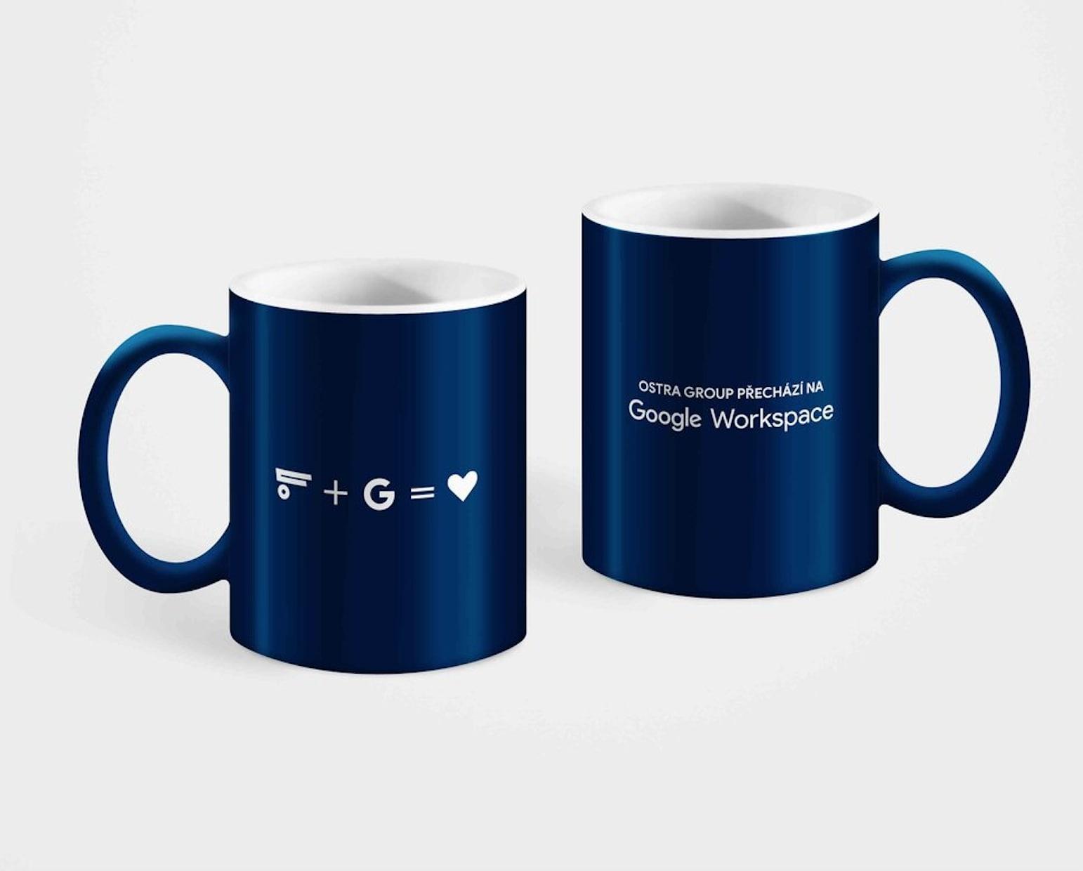 OSTRA GROUP přechází na Google Workspace
